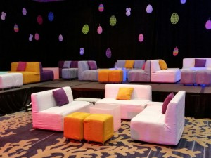 Lounge Appeal Furniture at The Bunny Ball