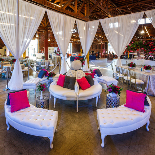 Party Furniture Rental: Event Furniture Rentals